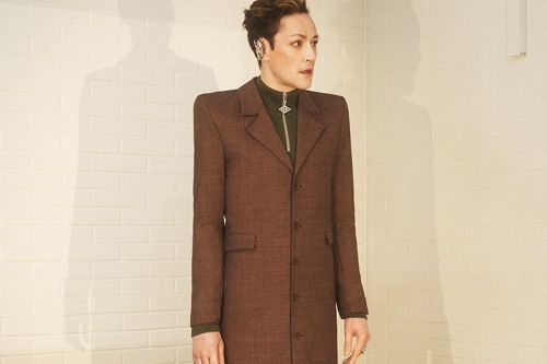 Han Kjøbenhavn Showcases Dramatic Silhouettes in FW21 Collection