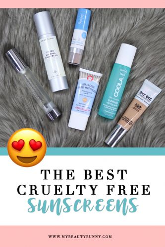 Best Cruelty Free Sunscreen for Your Face