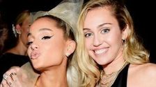 Ariana Grande And Miley Cyrus Dismiss Kanye West's Twitter Feud With A 'Thank U, Next'
