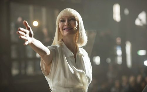 Tilda Swinton is set to play the lead in the TV adaptation of Parasite