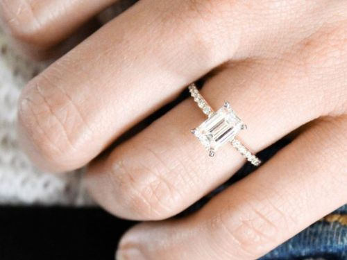 The Biggest Engagement Ring Trends From the Past 10 Years