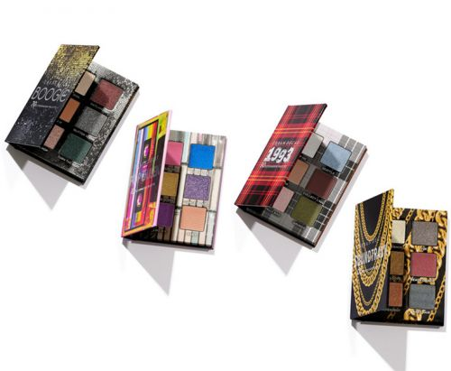 Urban Decay Decades Mini Eyeshadow Palettes for Holiday 2020