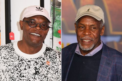 Oscars to give Samuel L. Jackson and Danny Glover honorary awards