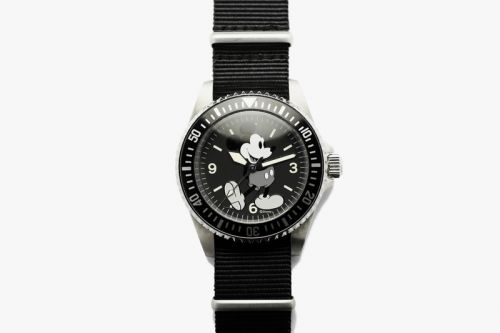 Jam Home Made & BOUNTY HUNTER Release Mickey Mouse Watch