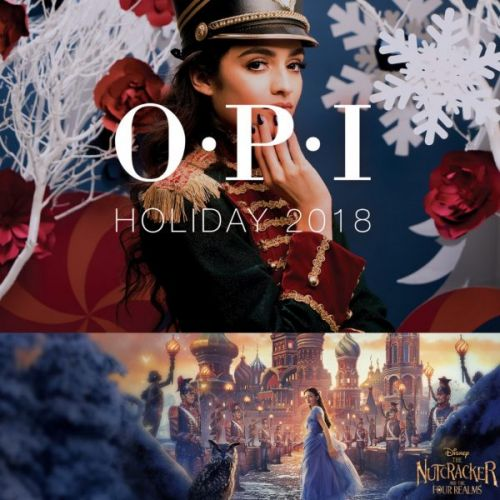 OPI x The Nutcracker and the Four Realms