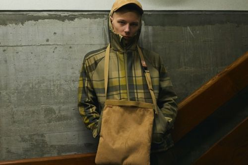 CURLY's Functional Wares Highlighted in Moody, Isolated FW20 Editorial