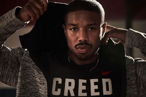 Michael B. Jordan Talks 'Creed II,' Nike Collaboration and Getting Knocked Out For Stallone