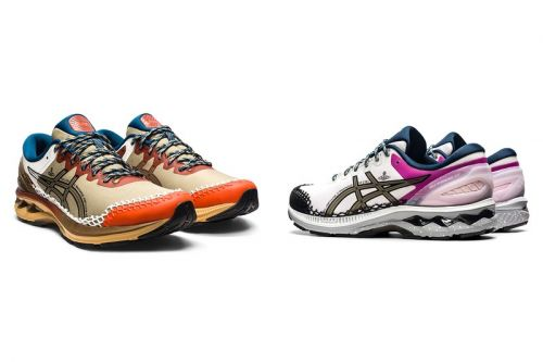 Vivienne Westwood and ASICS Debut Your Next Running Shoe: the GEL-Kayano 27
