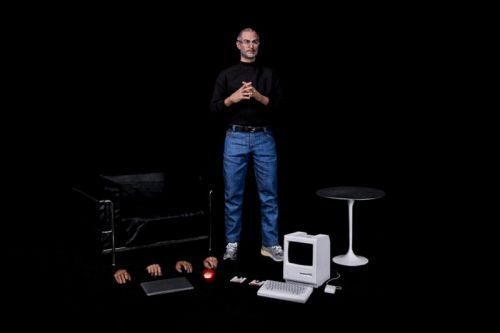 Steve Jobs Gets a 1/6-Scale Figure Courtesy of DAM Toys