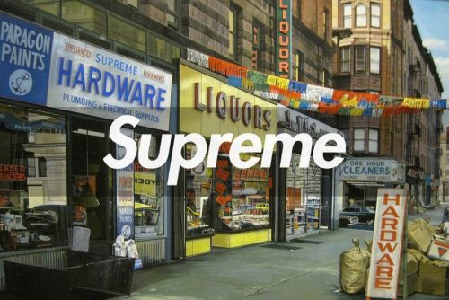 The Three Artists Who Influenced Supreme's SS18 Collection
