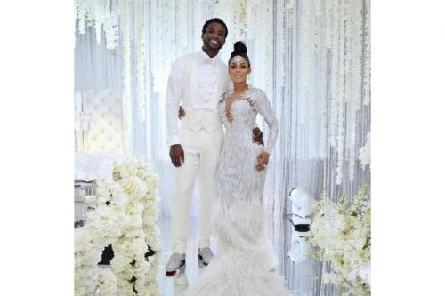 Gucci Mane Recieved a $120,000 USD His & Hers Chain Wedding Gift
