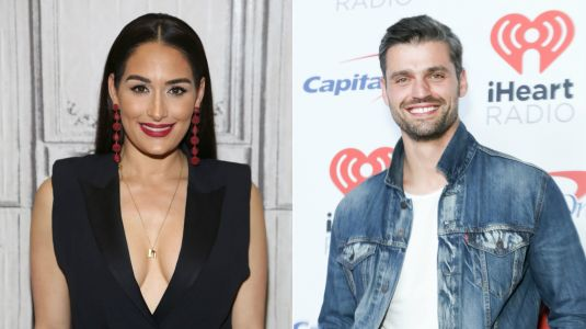 Nikki Bella Reflects on 'Awkward' First Date With 'Bachelor' Alum Peter Kraus