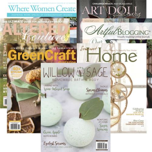 Glimpse Inside New February Issues + Enter Our Giveaway!