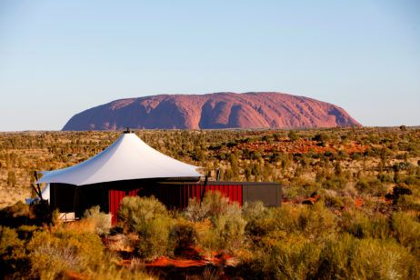Longitude 131° Luxury Desert Camp Reopens in Uluru