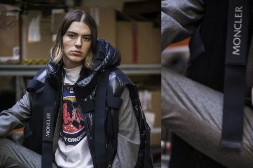 SMETS' New Fall Editorial Features Vetements, Raf Simons, Moncler & Others