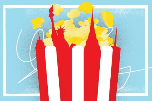 These New York movie theaters are reopening and easy to reach from NYC