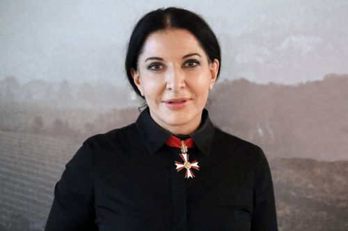 Marina Abramović wishes we could all just have a laugh again