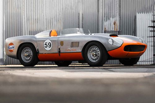 The Tojeiro California Spyder Is JohnTojeiro's One and Only Front-Engine Race Car To Ever Exist