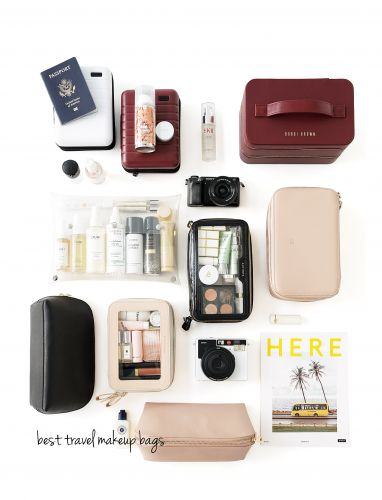 Holiday Gift Guide: Best Travel Beauty Cases