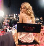 Is This the Best Seat in the House for Backstage Beauty at the VS Show?