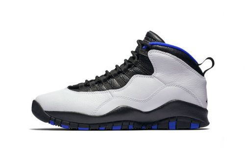 "Air Jordan 10 ""Orlando"" Heads Into the Holidays Next Month"