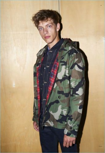 Baracuta Revisits Punk Style for Spring '19 Collection