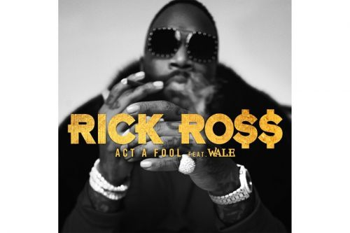 "Rick Ross Links With Wale on ""Act a Fool,"" the First Single From 'Port of Miami II'"