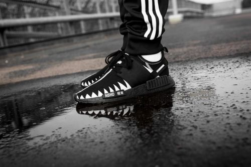 Your Best Look Yet at the adidas Originals x NEIGHBORHOOD Collaboration