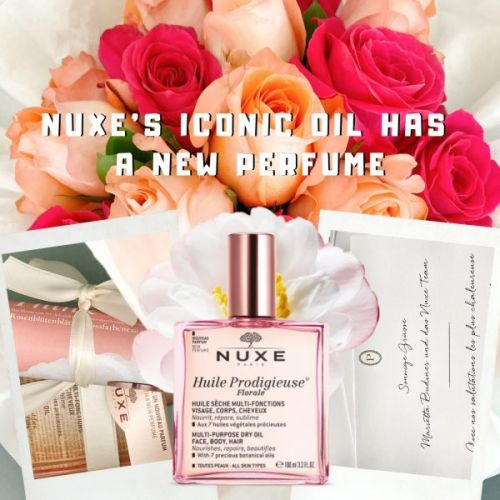 Nuxe's Iconic Oil Has a New Perfume