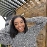 Simone Biles Just Debuted the Perfect Haircut For Spring: a Lob