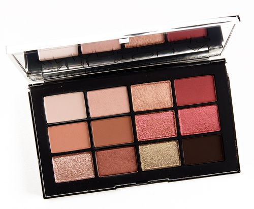 Sneak Peek: NARS Wanted NARSissist Eyeshadow Palette Photos & Swatches