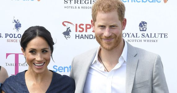 """Prince Harry Is """"Doing Whatever It Takes"""" to Comfort Meghan During Her Family Drama"""