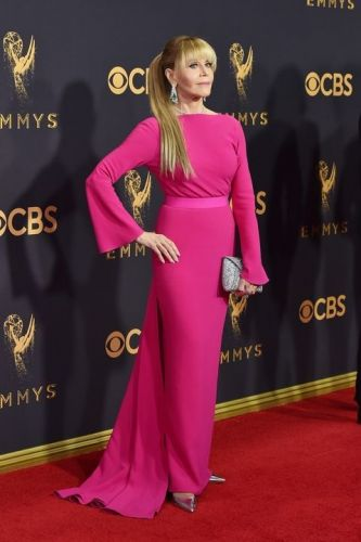 All of the Best Dressed Celebrities at the 2017 Emmy Awards Jane