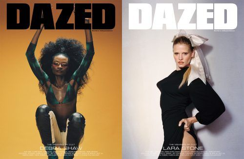 Dazed Supports The Cult Classics