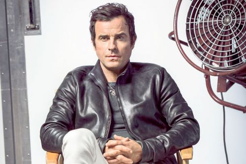 Justin Theroux on playing the bad guy - in movies and his marriage