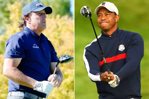 The Woods-Mickelson face-off is the sporting world's greatest con