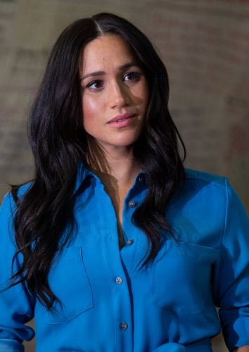 "Meghan Markle Speaks Out In Support Of Black Lives Matter: ""The Only Wrong Thing To Say Is To Say Nothing"""