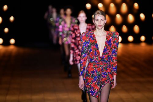 Saint Laurent's Next Fashion Show Will Reportedly Happen in New York City
