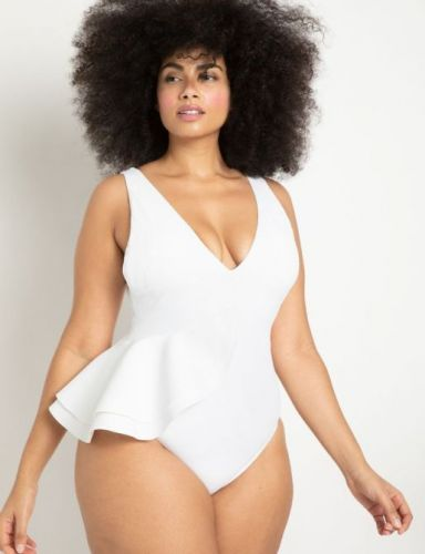 21 Cute Plus-Size Swimsuits To Get You Poolside Ready