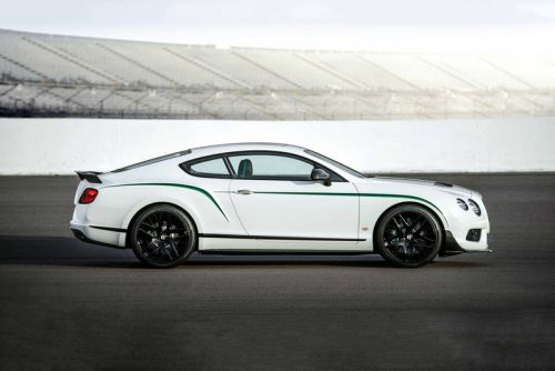 Rare Bentley Continental GT3-R for Sale at a Steal Price