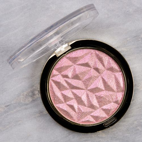 Milani Peach-ella Ludicrous Lights Duo Chrome Highlighter Review & Swatches