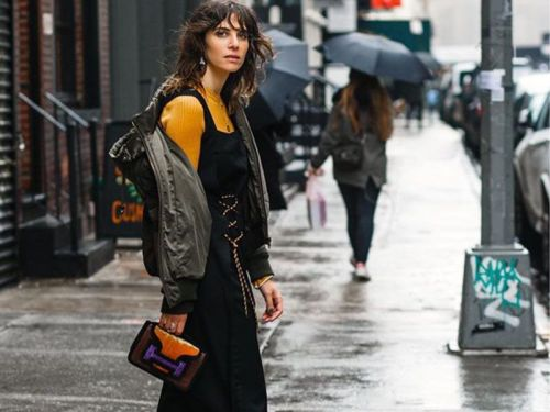 15 Outfits That Look Cute Even When It's Pouring Rain