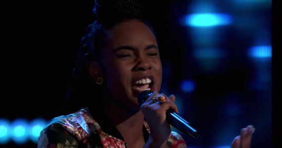 Kennedy Holmes' 'The Voice' Audition Makes All 4 Coaches Turn Around - Watch!