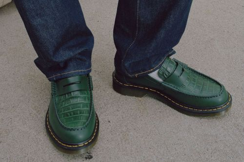 Stüssy Updates the Dr. Martens Penton Loafer With Premium Materials