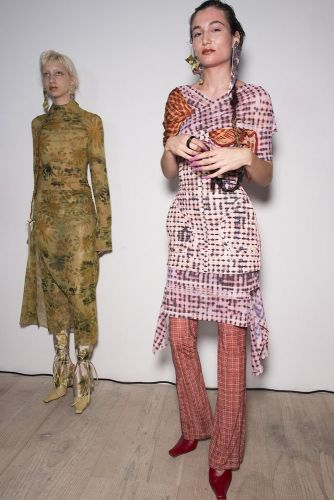 Charlotte Knowles: Ready-To-Wear SS20
