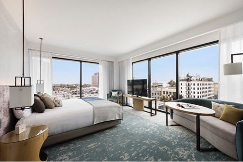 THE DREAM HOTEL HOLLYWOOD