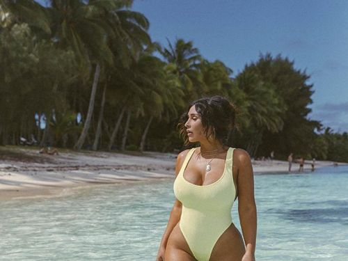 There's A New Celebrity-Favorite Swim Brand In Town