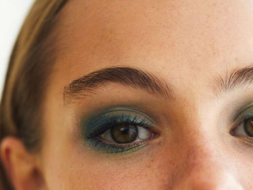 How To Copy The Raddest Beauty Look At London Fashion Week