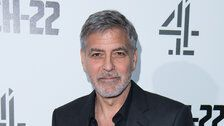 George Clooney Opens Up About Near-Fatal Motorcycle Crash