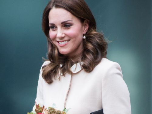 Kate Middleton Just Wore Queen Elizabeth's Choker